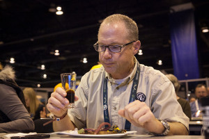 Taste Testing at the GABF 2013 // Photo © Brewers Association