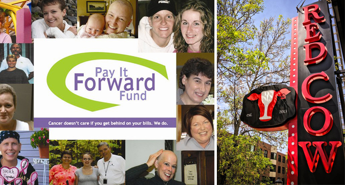 Red Cow and Pay It Forward Fund