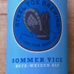 Steel Toe to release Sommer Vice on tap today