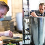 Travail chef takes the reins of a restaurant and brewery