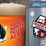 Surly Brewing's Rising North Pale Ale the official beer of Minnesota United FC