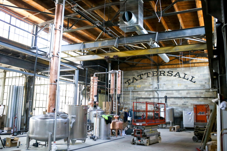 Tattersall Distillery - AD 9
