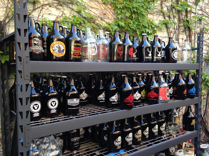 Town Hall Growlers