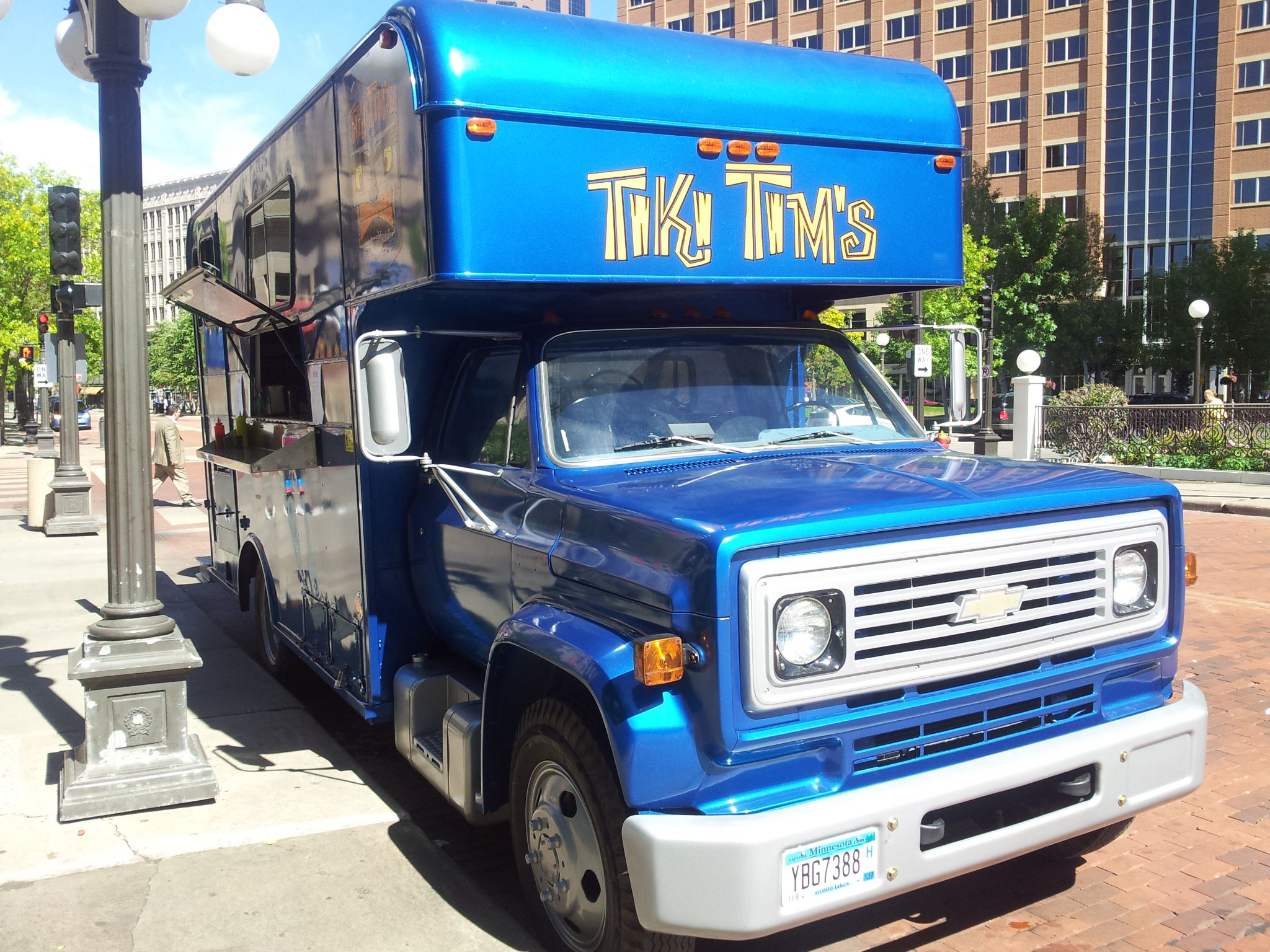 Tiki Tim's Food Truck