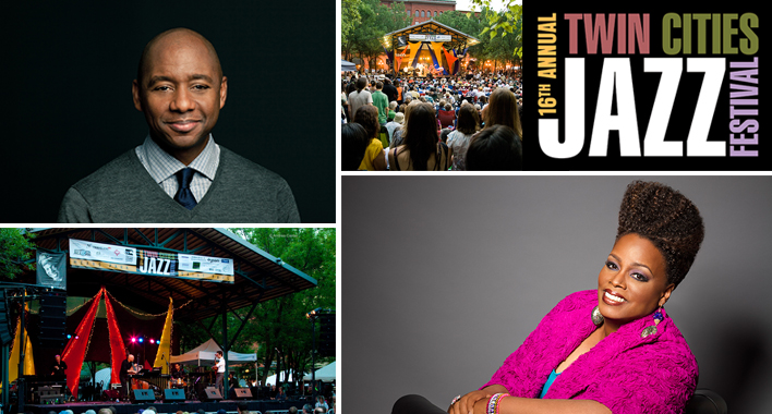 Twin Cities Jazz Festival 2014 Headliners Announced