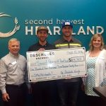 Deschutes Street Pub raises over $104,000 for Second Harvest Heartland