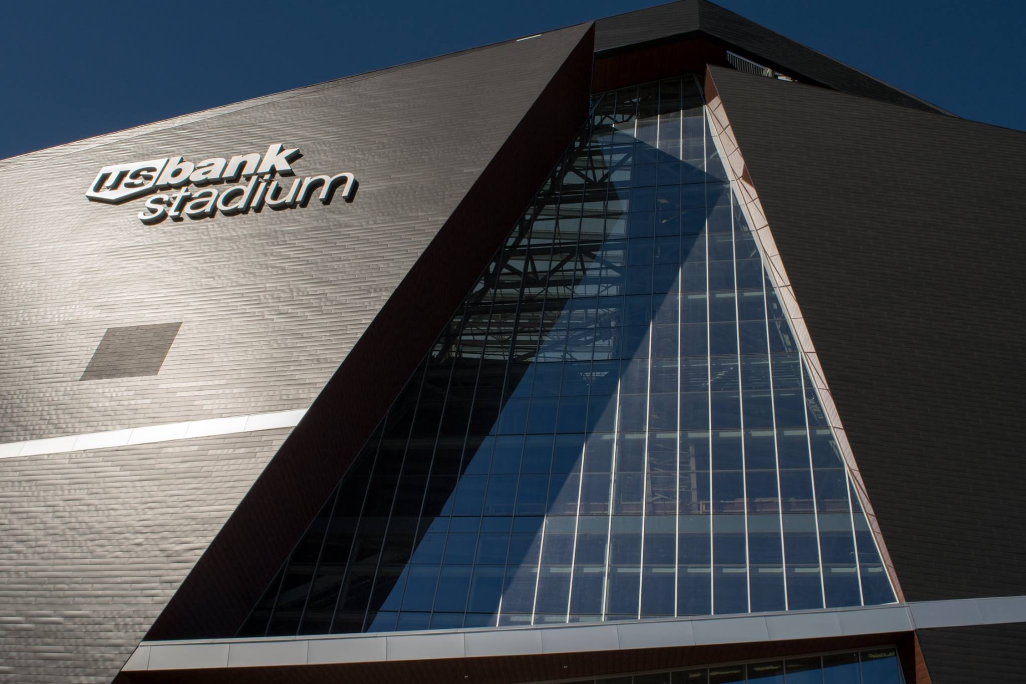 Exterior: And Your Craft Beer Options At U.S. Bank Stadium Are