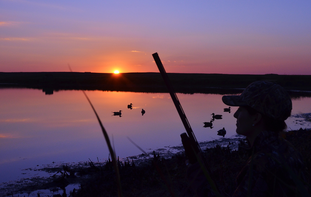 Waterfowl Hunting __ Photo by Chuck Traxler, USFWS