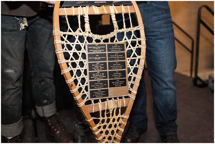 Great Snowshoe Award // Photo by JaneCrane Photography