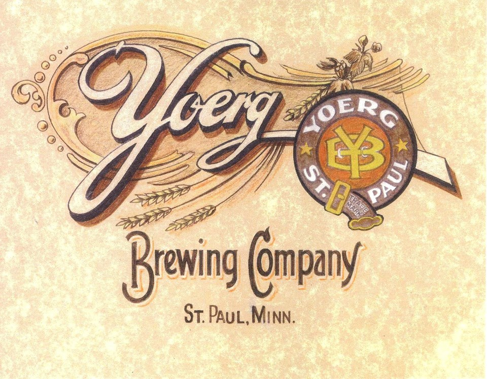 Yoerg Beer artwork for six-packs // Courtesy via Yoerg Beer's Facebook