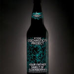 Stone Brewing Stochasticity Project Your Father Smelt of Elderberries // Courtesy of Stone Brewing