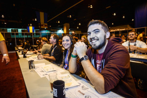 Beer and Food Pavilion at the GABF // Photo © Brewers Association
