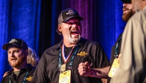 Medal Ceremony at GABF 2013 // Photo © Brewers Association