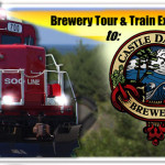 """All Aboard the """"Beer Train"""""""
