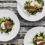The Minnesota Spoon: Morel-Crusted Cod