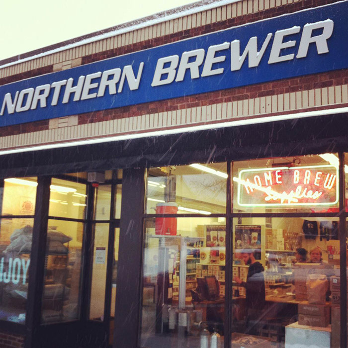 Northern Brewer - St. Paul // Photo by Brian Kaufenberg