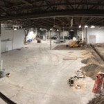 Panorama of Entire Warehouse