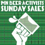 MN Beer Activists St. Patrick's Day Rally for Sunday Beer Sales