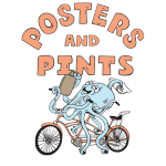 Posters and Pints