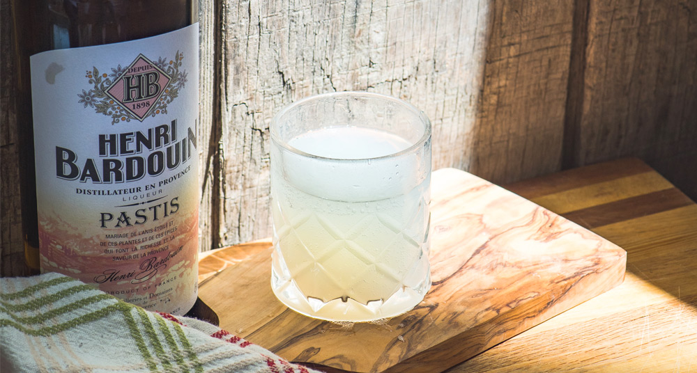 Pastis, cloudy with the addition of water, is a great summer refresher // Photo by Kevin Kramer, The Growler