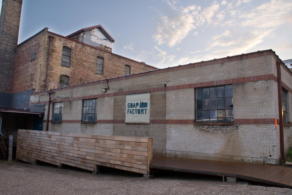 The Soap Factory is undergoing a dramatic renovation and reopening next April // Photo via The Soap Factory's Facebook