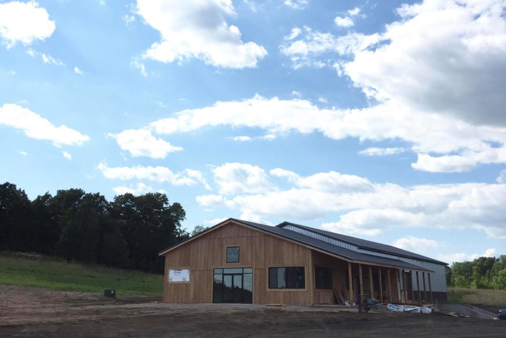 Opening August 25, Milk & Honey Ciders new location will be at 11738 County Road 51 in St. Joseph // Photo courtesy of Milk & Honey Ciders