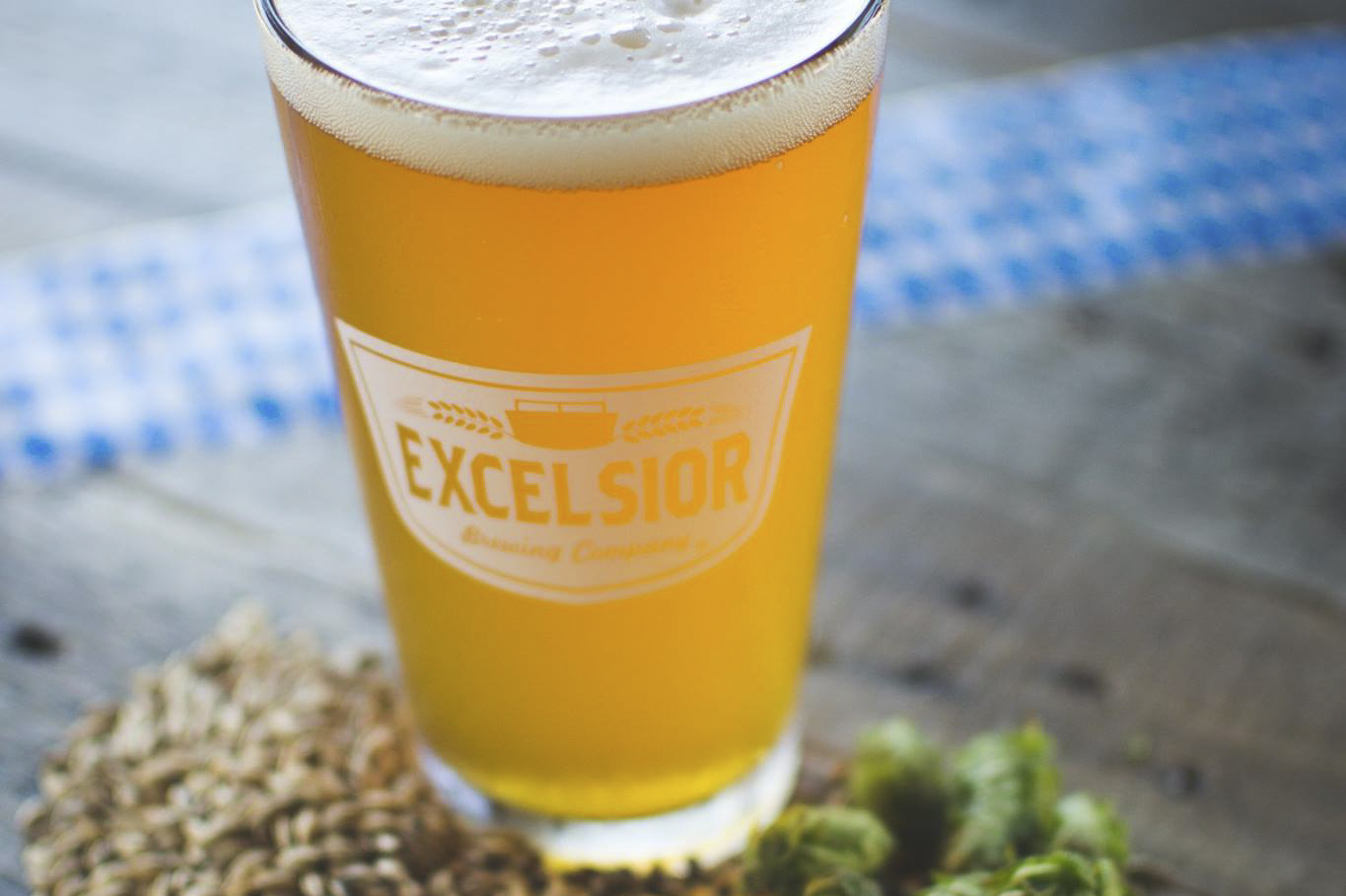 Excelsior Brewing Docktoberfest // Photo via Excelsior Brewing's Facebook