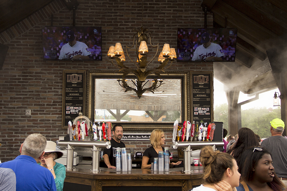 LuLu's Public House at the Minnesota State Fair // Photo by Brian Kaufenberg