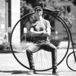 Pedaling back in time with Cycling Museum's Juston Anderson