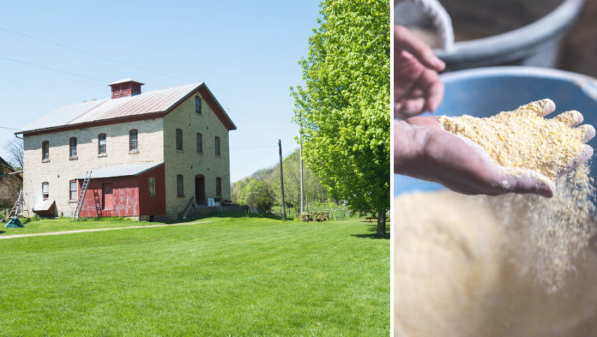 Craft Culture: 130 years of water and the grindstone at Schech's Mill
