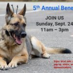 5th Annual Benefit for K9s