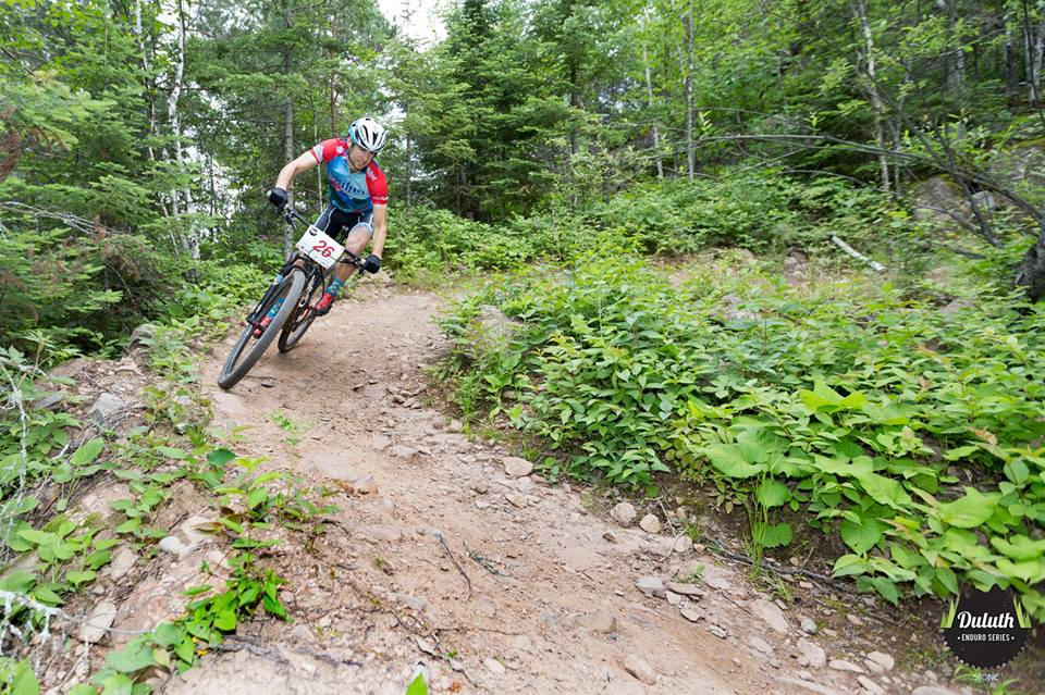 b0175b16dce Duluth has become a premier mountain biking destination in the Midwest //  Photo courtesy of