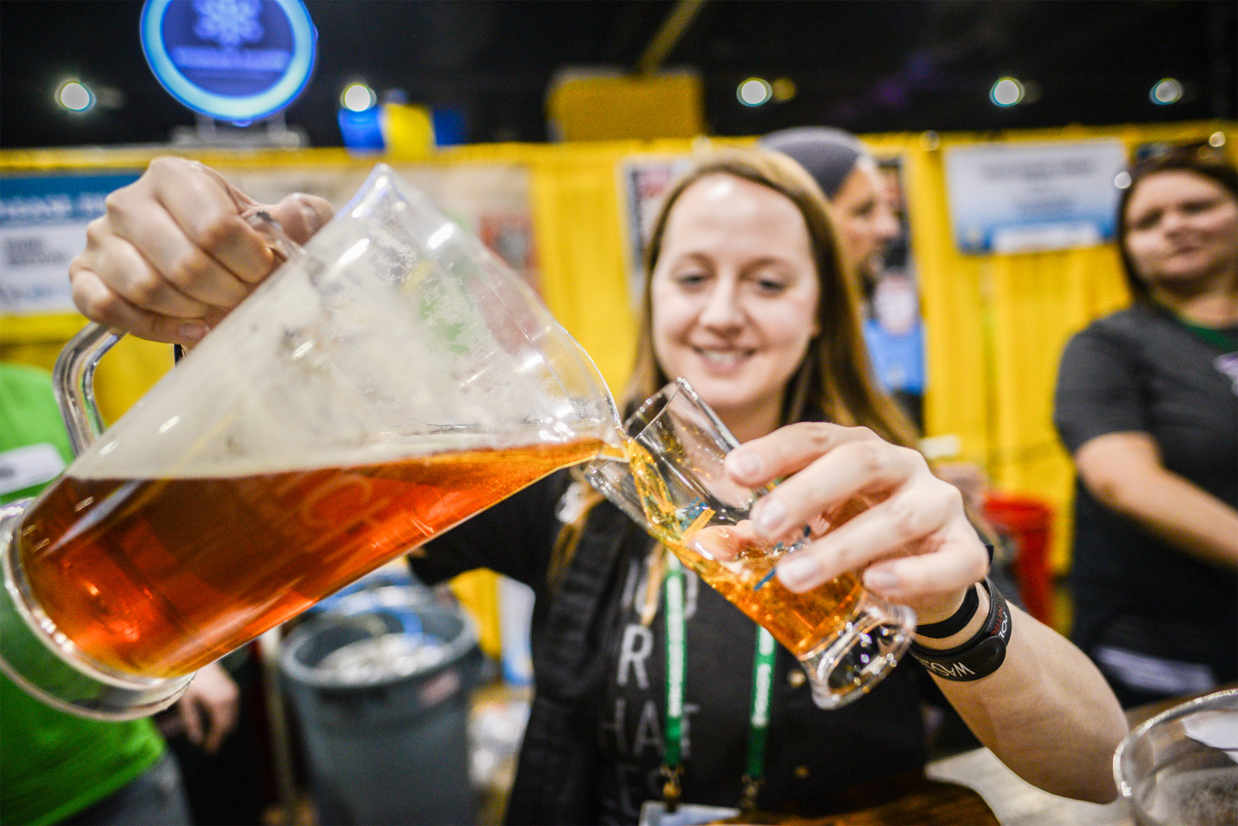 Great American Beer Festival kicked off Tuesday, October 3 // Photo © Brewers Association