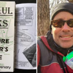 "Steve Worthman, author of ""St. Paul Parks Treasure Hunter's Guide"" and treasure hunter // Photos courtesy of Steve Worthman"