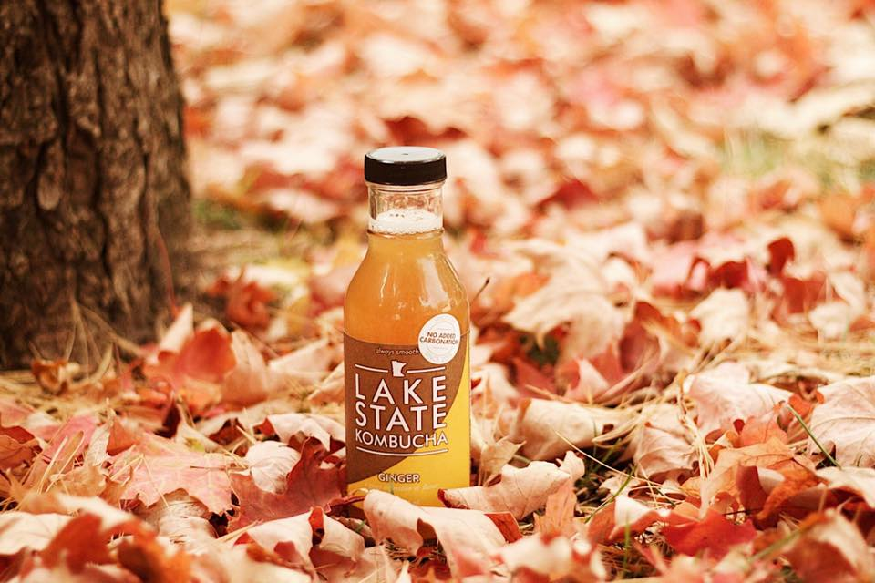 Photo Courtesy of Lake State Kombucha