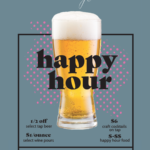 Happy Hour at Borough Bar
