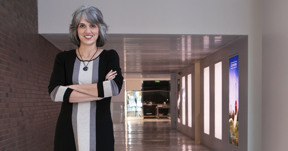 Olga Viso, the Executive Director of The Walker Art Center, will be resigning effective at the end of 2017 // Photo courtesy of The Walker Art Center