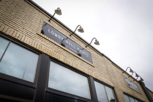 The exterior of Lowry Hill Meats Butcher Shop // A Growler Magazine Photo