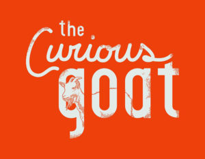 The Curious Goat Food Truck Logo // A Growler Magazine Photo