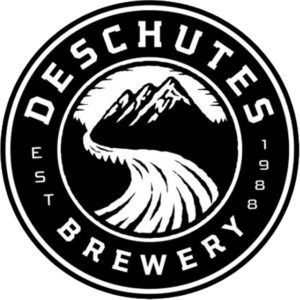 The Deschute's Brewery Logo // A Growler Magazine Photo