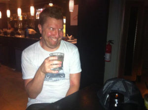 Nick Swardson // Photo via Nick Swardson's Facebook