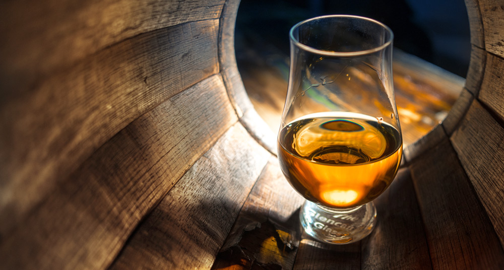 Rapid-Aging Whiskey