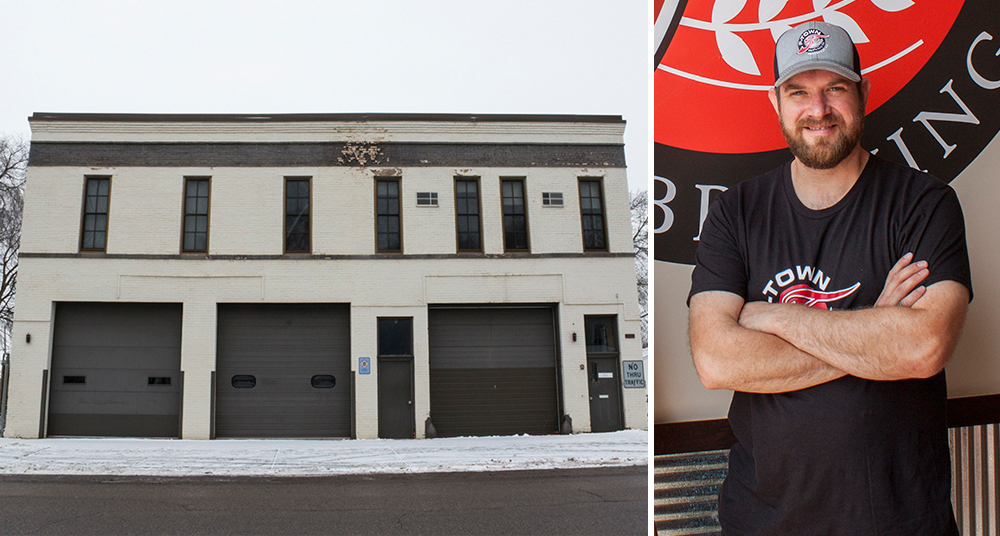 F-Town Brewing co-founder eyes St. Paul fire house for new brewery and restaurant