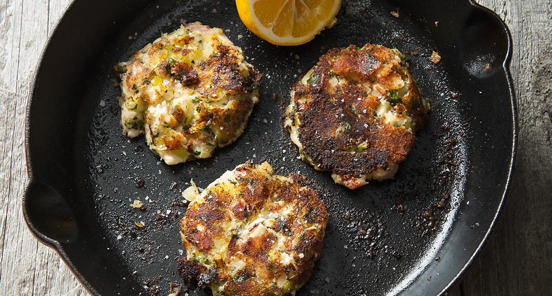Cooking with Beth Dooley: Smoked Whitefish Cakes