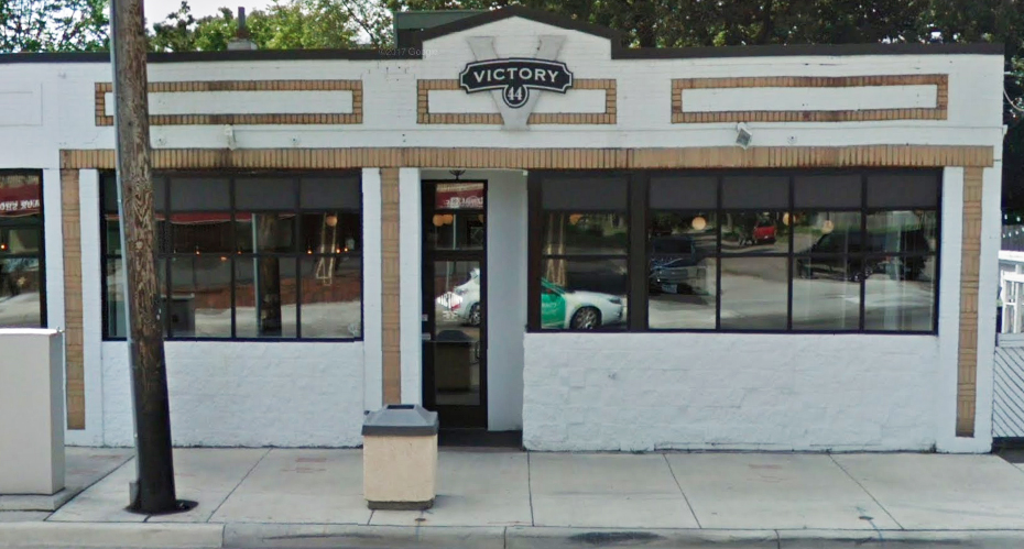 The former Victory 44 is being taken over by the owners of Tori Ramen // Photo via Google Street View