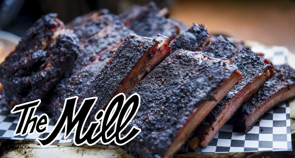 Ribs from Minnesota Barbecue Co., Kale Thome's new restaurant project // Photo via Minnesota Barbecue Co.'s Facebook