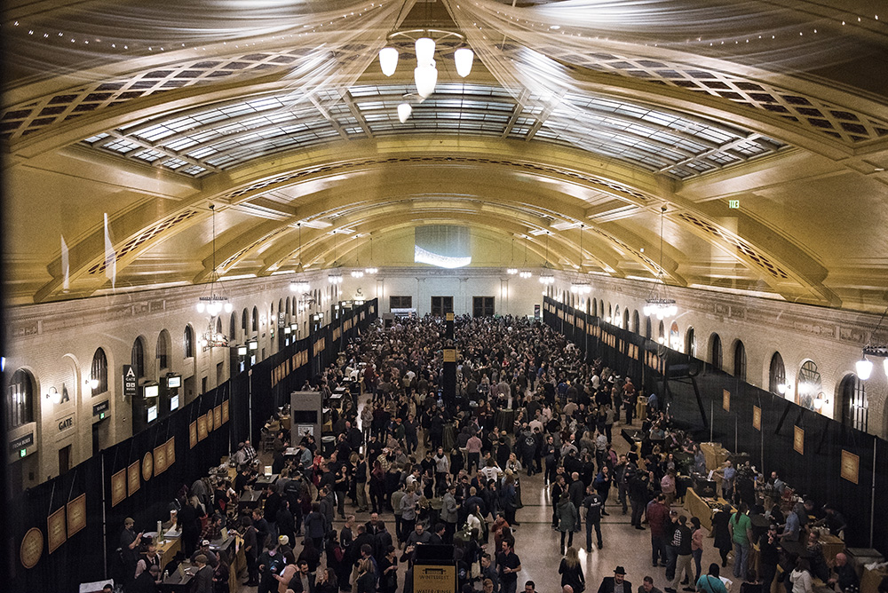 Winterfest 2018 at Union Depot in St. Paul // Photo by Madalyn Rowell