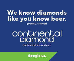 Continental Diamonds General Ads March 2018 Tile