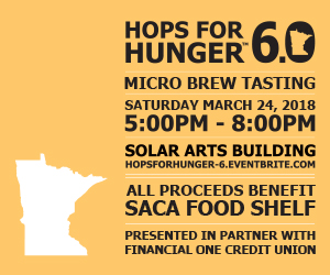 SACA Hops 4 Hunger 2018 Tile