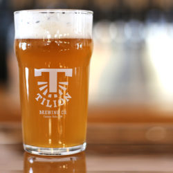 Now Open (Or Damn Close): Tilion Brewing Company